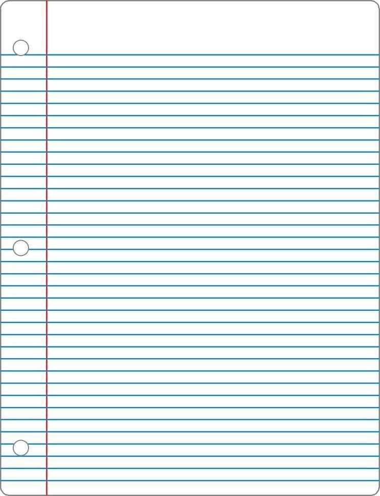 30 Printable College Ruled Paper In 2020 With Images