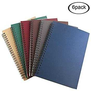 Amazon Spiral Notebook College Ruled Lined