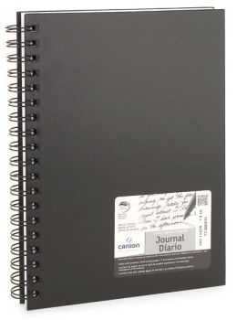 Black Lined Canson Journal 7x10 By Barnes Noble Barnes