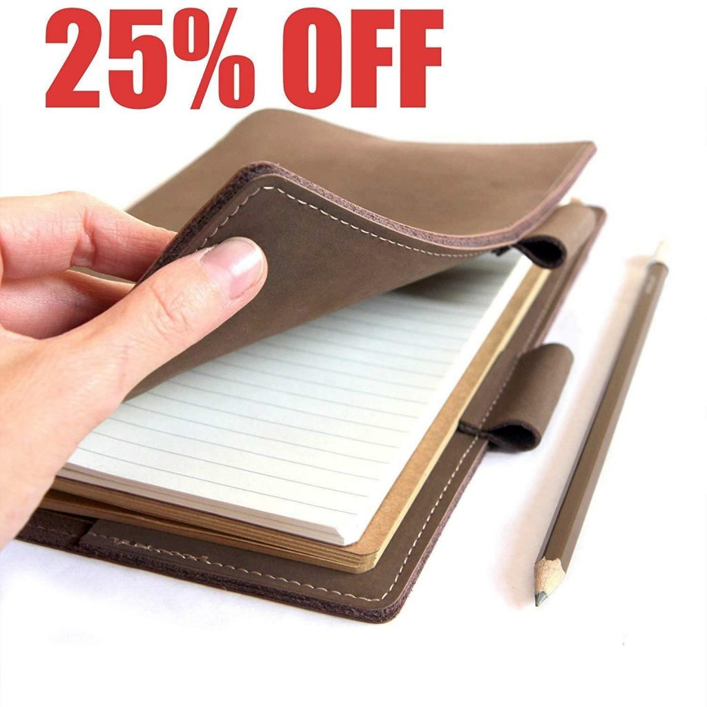 Genuine Leather Notebook Journal A5 Leather Covers