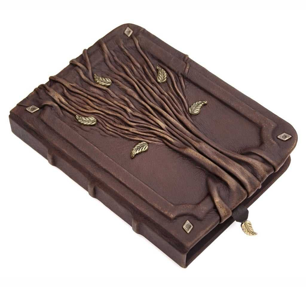 Leather Journal LINED Paper Personalized Leather Notebook
