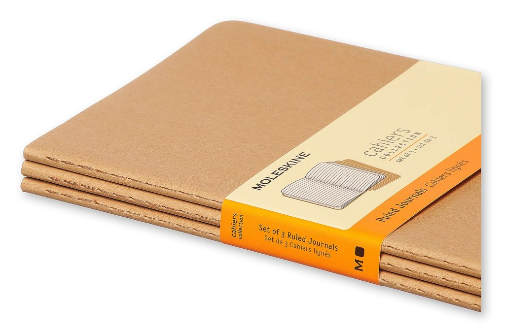 Moleskine Cahier Journal Soft Cover Large 5 X 8 25