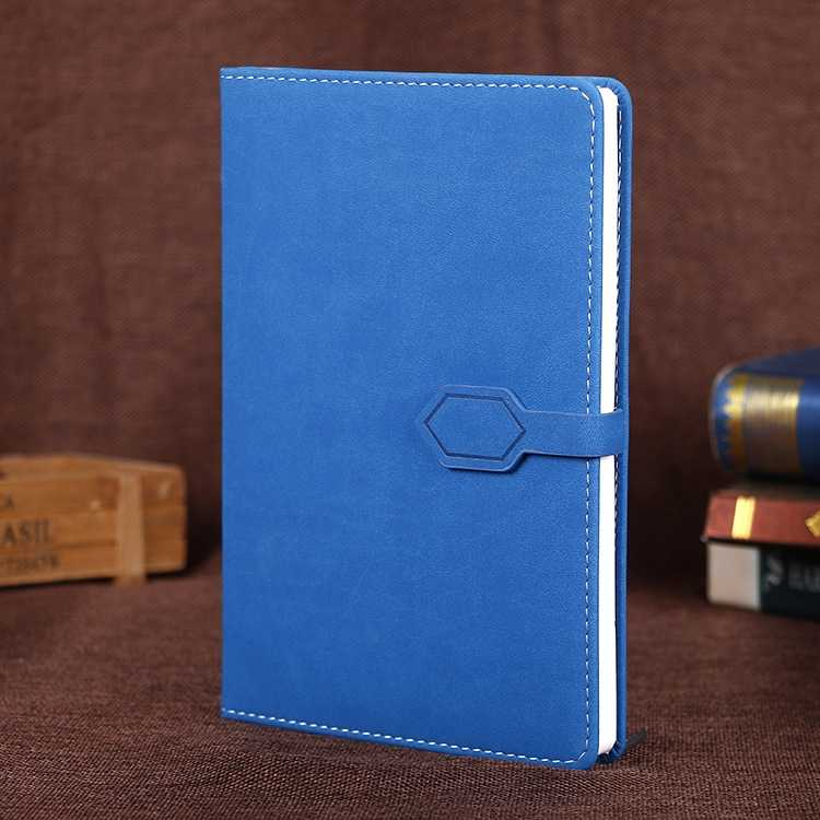 2020 2021 Custom Gift A5 Journal Diary Leather Pu Notebook