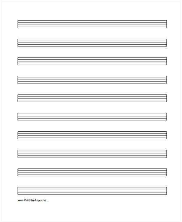 25 Free Lined Paper Templates Free Premium Templates