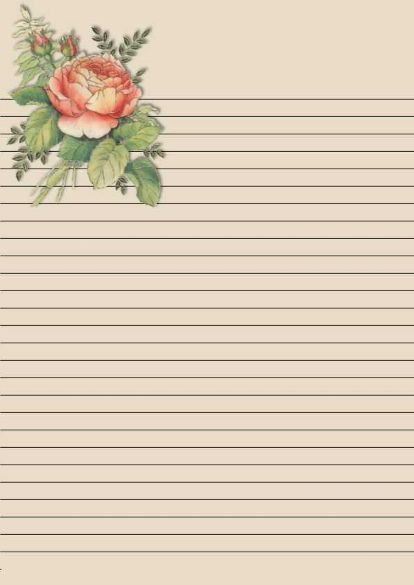 271 Best Pretty Paper Lined Images On Pinterest Letters