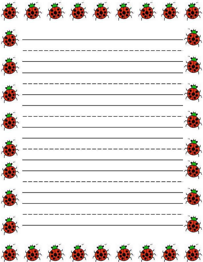 Fancy Writing Paper Cliparts co