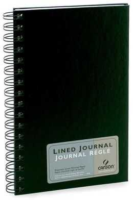 Journal Canson Black Lined 8x5 By Barnes Noble Barnes