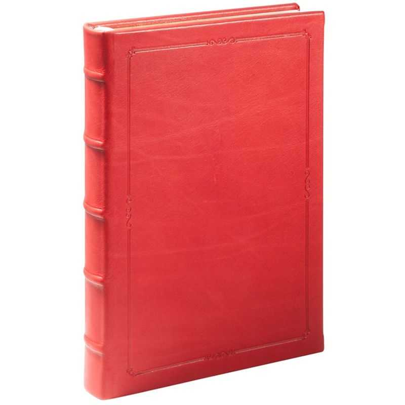 Leather Bound Hardcover Journal With Lined Pages Small In