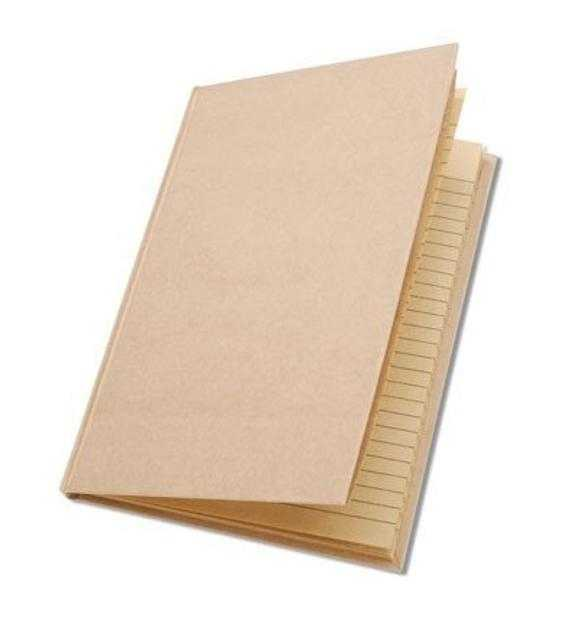 Lined Hardcover Blank Book Journal DIY Altering