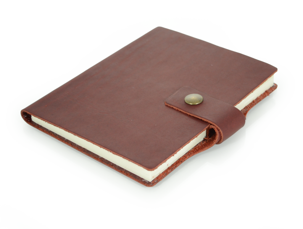 Rustic Leather Notebook The Ranger By Blue Sky Papers