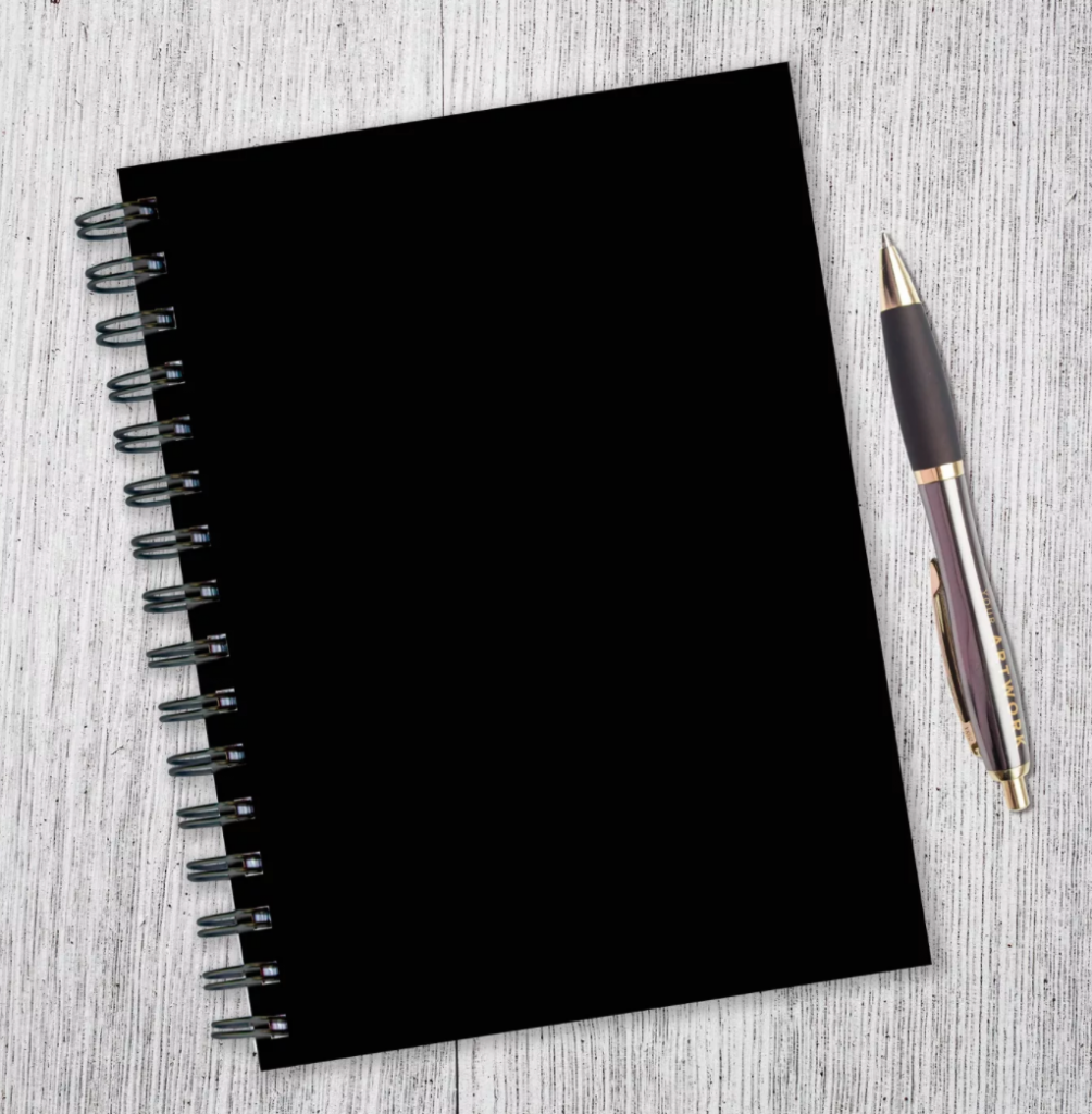 TF Publishing Lined Spiral Journal
