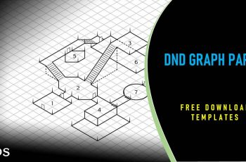 DND Graph Paper Free Template
