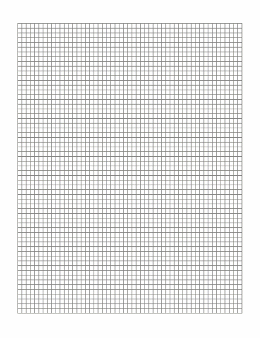DND Graph Paper Free blank Template