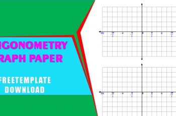 trigonometry graph paper
