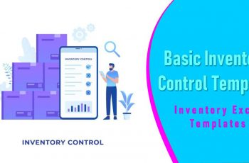 Basic Inventory Control Template