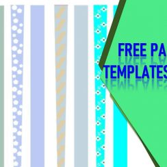 Free Paper Bead Templates To Print
