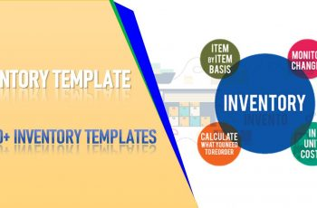 Inventory template