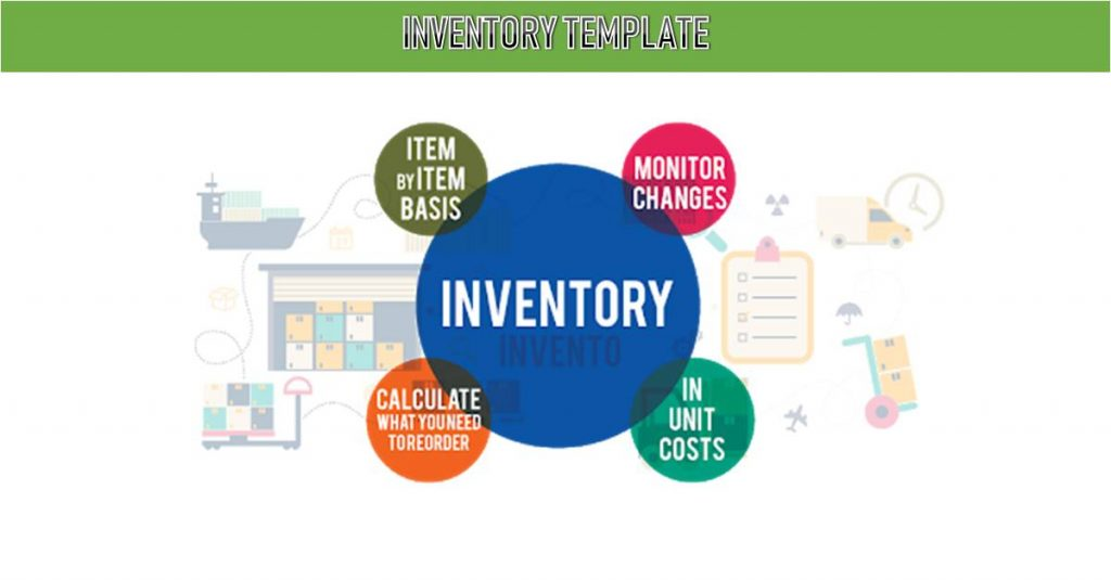 Inventory template Livecycle