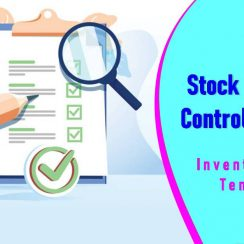 Stock Inventory Control Template
