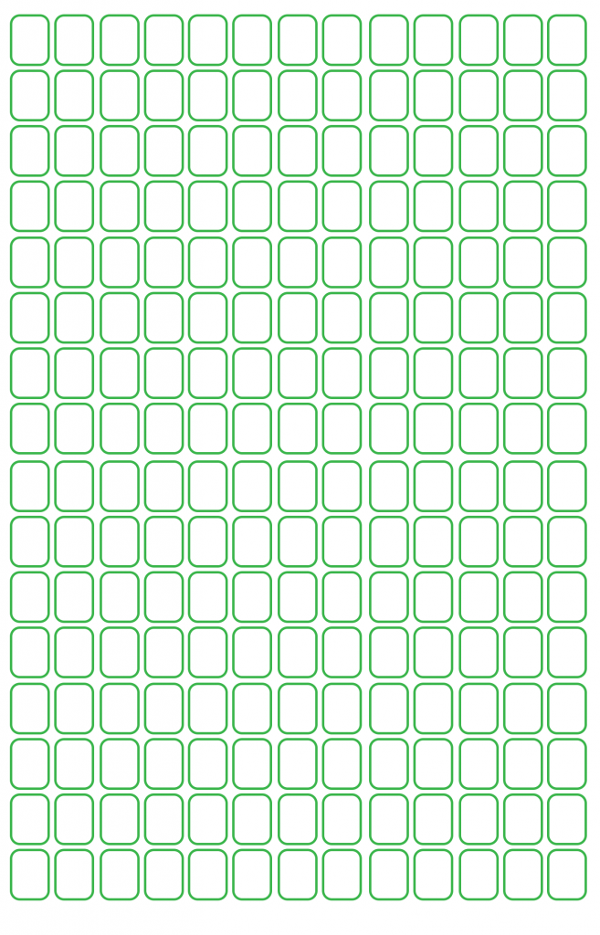 Free Printable Seed Bead Graph Paper Template PDF