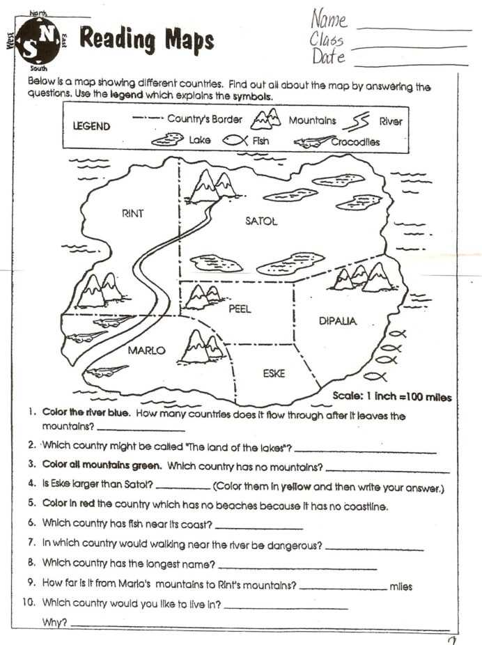 Example Science Worksheets For 5th Grade Printable